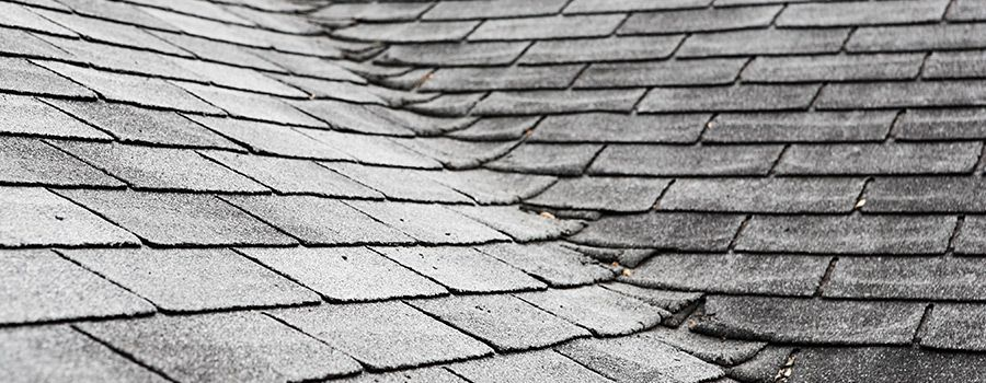 Curling Shingles Replacement